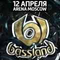 Bassland 3 в Arena Moscow