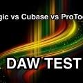 Logic vs Cubase vs ProTools